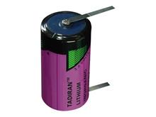 Batteri 8,5Ah/3,6V - C m/loddeflig  <br />Elektronik - Lithium