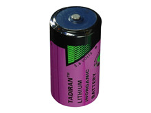 Batteri 7,7Ah/3,6V - C <br />Elektronik - Lithium
