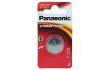Battery 0,565Ah/3V - CR2354 <br />Elektronics - Button Cell