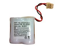 Batteripakke 6V <br />Elektronik - Lithium
