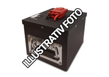 Batteri 75Ah/24V/310x272x160 <br />Drift - Li-Ion