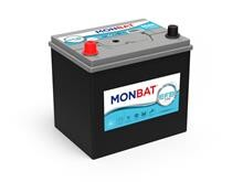 Batteri 65Ah/12V/230x170x220 <br />Start - Auto - EFB