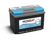 Batteri 70Ah/12V/278x175x190 <br />Start - Auto - EFB
