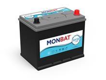 Batteri 72Ah/12V/260x170x220 <br />Start - Auto - EFB