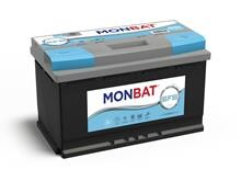 Batteri 75Ah/12V/315x175x175 <br />Start - Auto - EFB