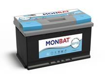 Batteri 80Ah/12V/315x175x190 <br />Start - Auto - EFB