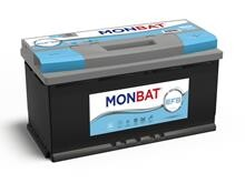 Batteri 90Ah/12V/353x175x190 <br />Start - Auto - EFB