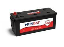 Batteri 125Ah/12V/513x189x220 <br />Start - Auto - STD