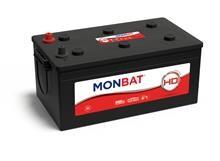Batteri 220Ah/12V/518x273x237 <br />Start - Auto - STD