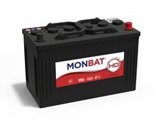 Batteri 105Ah/12V/342x172x239 <br />Start - Auto - STD