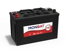 Batteri 120Ah/12V/342x172x239 <br />Start - Auto - STD
