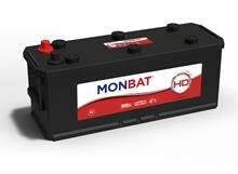 Batteri 125Ah/12V/509x175x206 <br />Start - Auto - STD