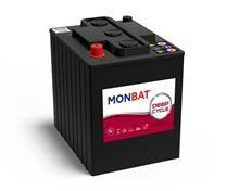 Batteri 240Ah/6V/244x190x276 <br />Drift - Flooded - Deep Cycle