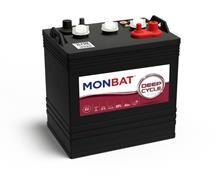 Batteri 225Ah/6V/260x181x276 <br />Drift - Flooded - Deep Cycle