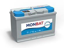 Batteri 100Ah/12V/345x175x230 <br />Drift - AGM - Deep Cycle