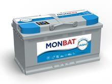 Batteri 90Ah/12V/353x175x190 <br />Drift - AGM - Deep Cycle