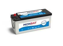 Batteri 135Ah/12V/513x189x223 <br />Drift - AGM - Deep Cycle