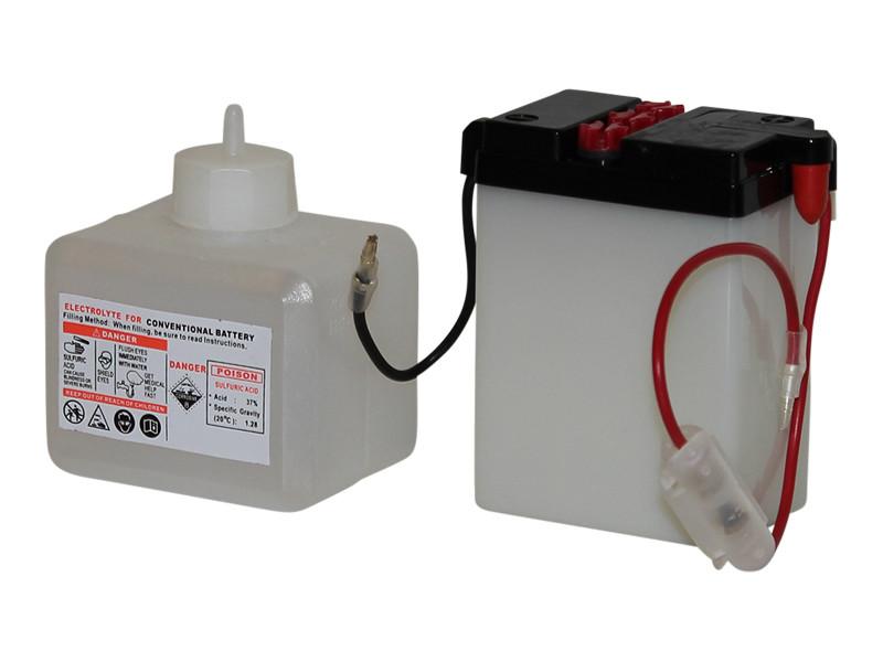 Batteri 2Ah 6V 70x46x95  br   Start - MC - SMF 5a490c297f28e