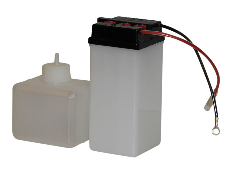Batteri 4Ah 6V 60x56x125  br   Start - MC - SMF d12093b79d191