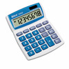 Desktop Calculator Ibico 8 Digits, Euro, large display