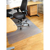 Chair mat 120x180cm no spikes beveled edge 3.8 mm
