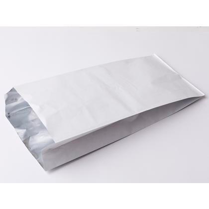 Grillposer m/alufolie hvid 16/6,5x33,5cm 250stk/pak