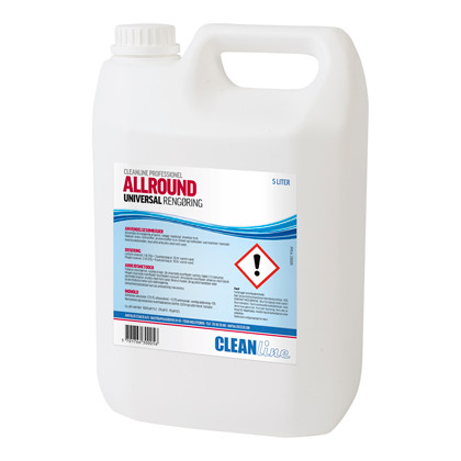 Rengøring Allround Cleanline 5l