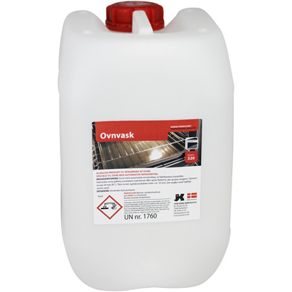 Ovnvask Cleanline 10l