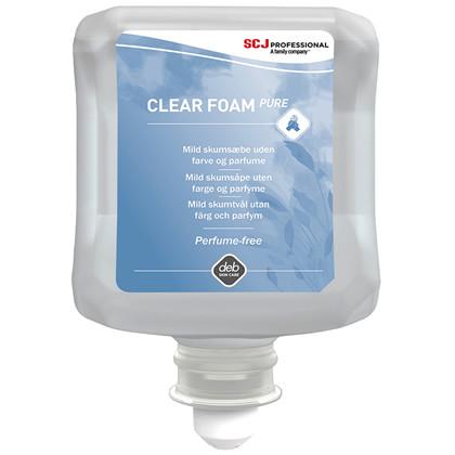 Skumsæbe Refresh Clear FOAM 1l patron CLR1L