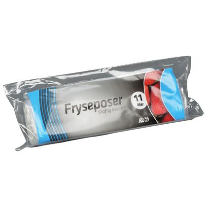 Fryseposer Rul-let 11l 29x54cm m/skrivefelt 10ps/rul