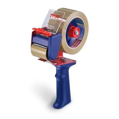 Tapedispenser tesa-Econom 50mm hånddispenser m/bremse