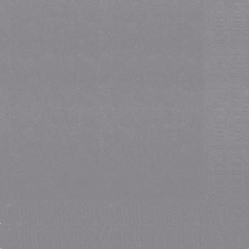 Servietter 3-lags Duni Granitee Grey 33cm 1000stk/kar