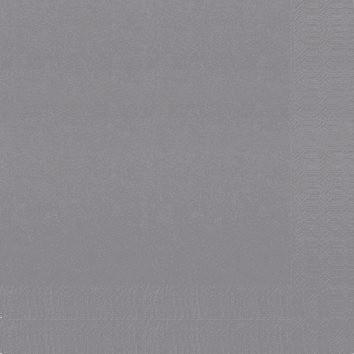 Servietter 3-lags Duni Granitee Grey 24cm 2000stk/kar