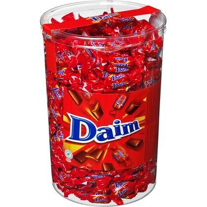 Daim chokolade 2,5kg 550stk/pak