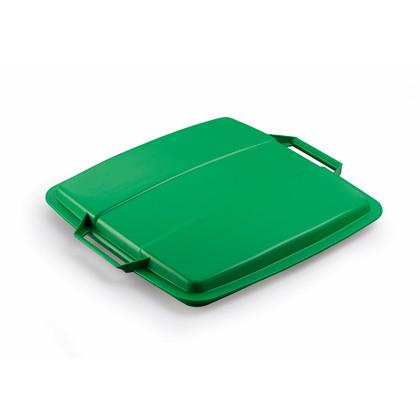 Låg DURABIN 90l grøn