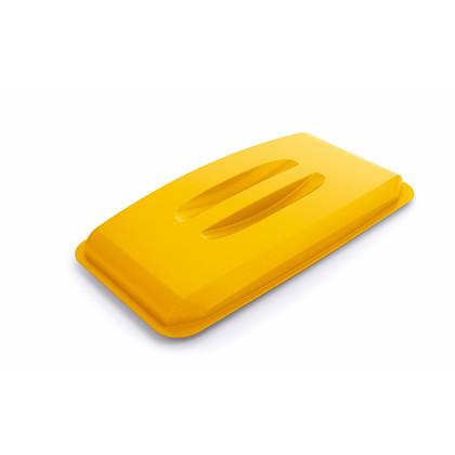 Låg DURABIN 60l gul