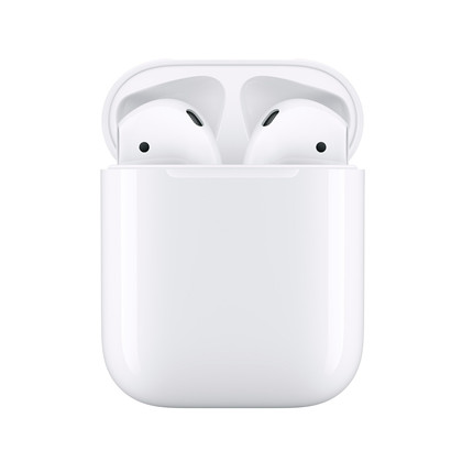 Headset Apple Airpods 2 hvid m/oplader