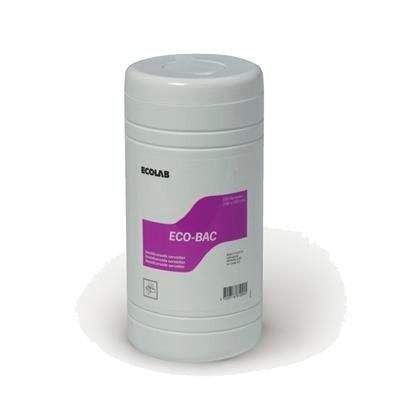 Desinfektionsserviet Eco Bac 150stk/pak