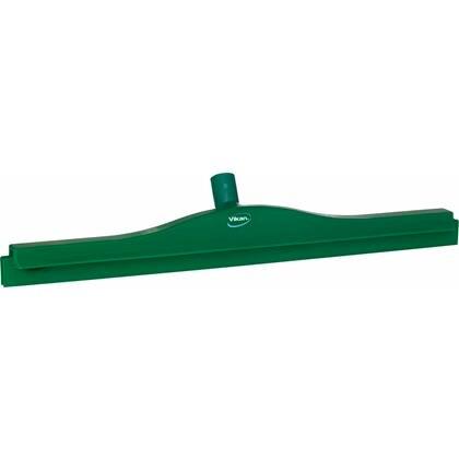 Skraber grøn 600mm m/drejeled og udskiftningskassette
