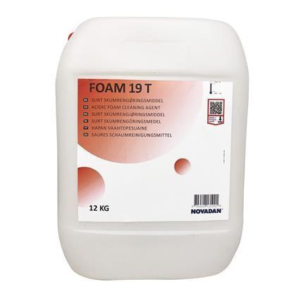 Skumrengøring Foam 19T 12kg