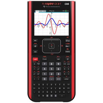 Regnemaskine TI-Nspire CX II-T CAS NO/DK