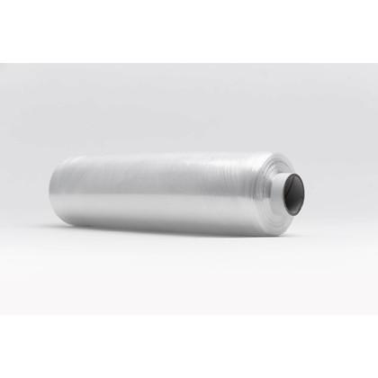 Strækfilm 4my forstrukket håndrulle 420mmx600m