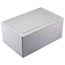 Termo skumkasse EPS 1/1GN grå 595x388x262mm