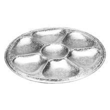 Catering platte m/7 rum Ø277xH15mm 6533 70stk/pak