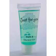 Bath & shower gel 20ml tube 100stk/kar Just for you
