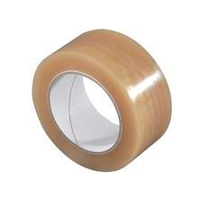 Tape PVC32 transparent solvent 25mmx66m støjsvag