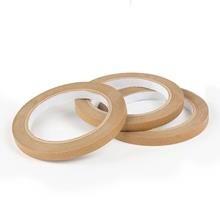 Tape papir brun t/poselukker 9mmx50m