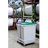 Affaldsspand DURABIN 60l rektangulær grøn