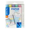 Marker Pilot Pintor assorteret fine Pastel Mix 6stk/pak