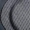 Måtte Yoga Fashion 87x145cm 16mm grå